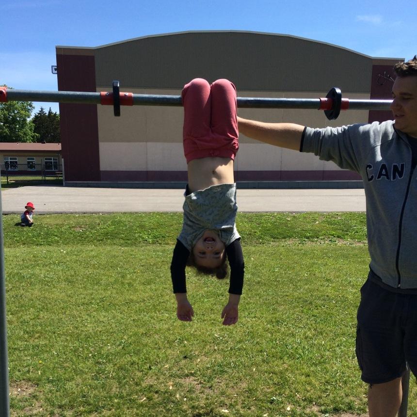 park hangs