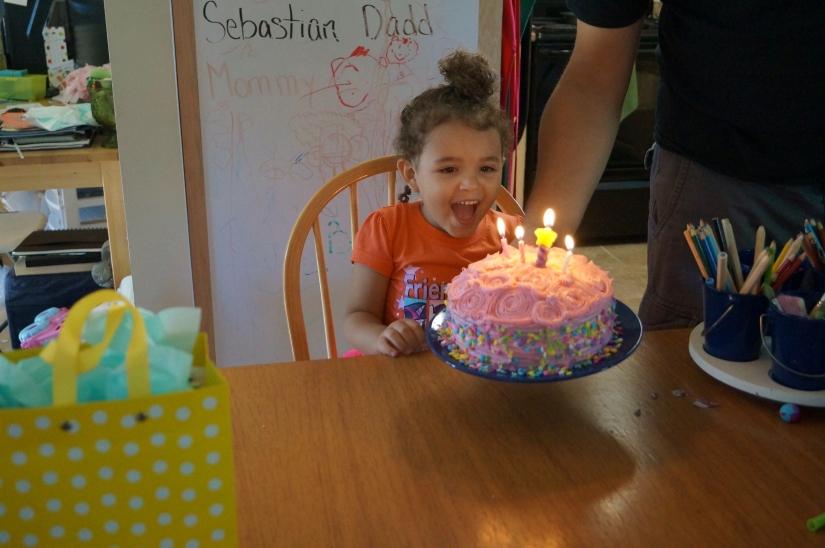 and birthday girls!