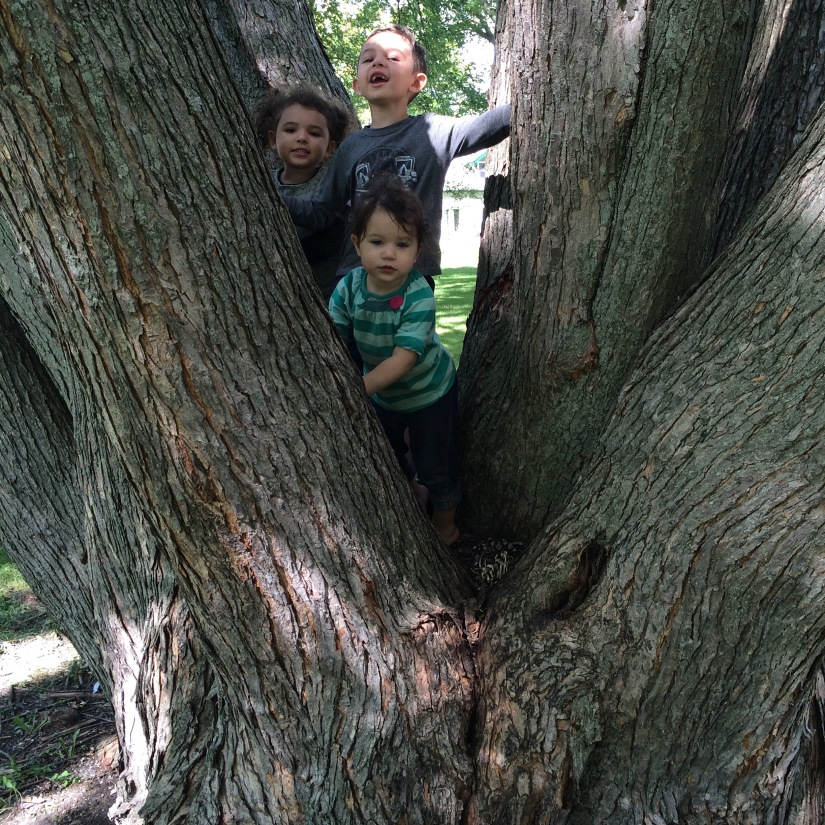 And, of course, we spent our afternoons outside because nature is our greatest teacher!